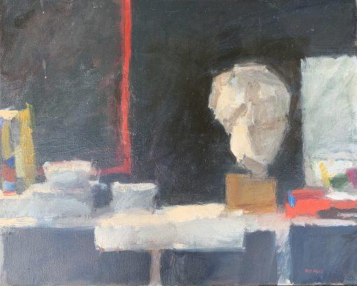 Roy Freer, Still Life on Table 1