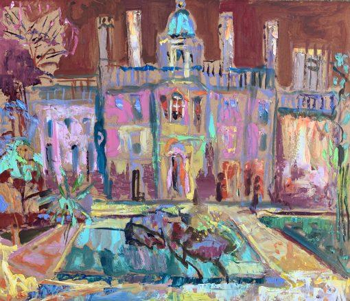 Leonie Gibbs, Dream Palace, Pylewell 1