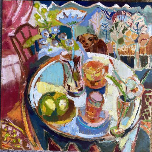 Leonie Gibbs, A Spring Day 1
