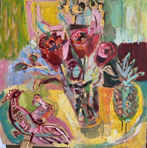 Leonie Gibbs, Flurry of the Love Birds 1