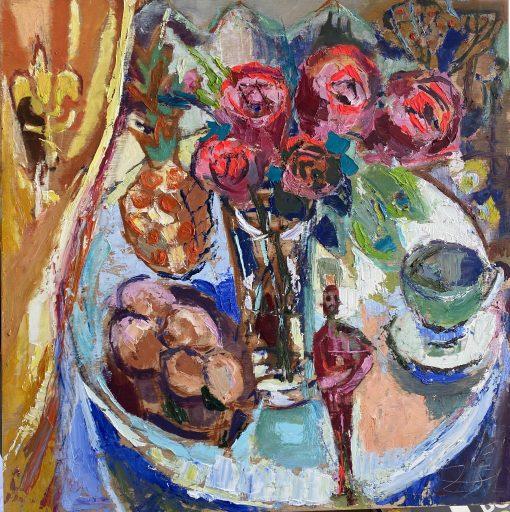 Leonie Gibbs, Anniversary Roses 1
