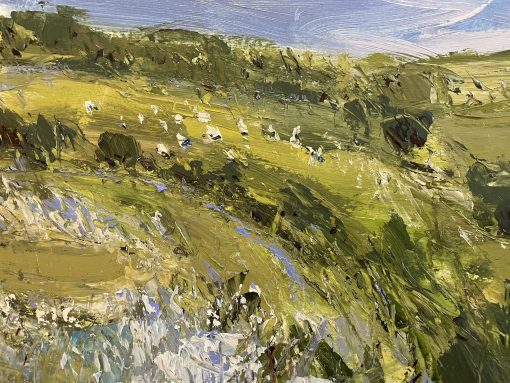 Natalie Bird, Somerset Sheep 1