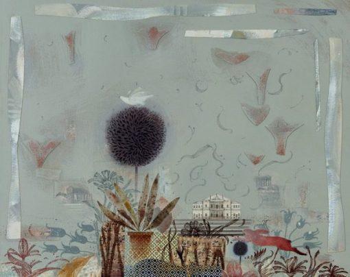 Ann Ross, Italian Garden 1