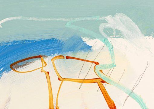 Jane Martin, East Head Shoreline V 1