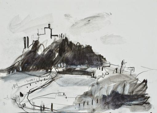 Jane Martin, St Michael's Mount 1