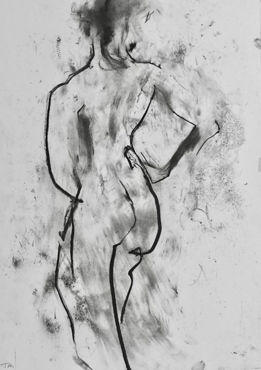 Jane Martin, Turning Figure II 1
