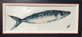 Jenny Hill Norton, 'Mackerel' 1
