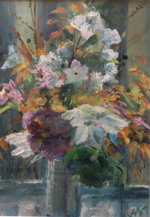 Jenny Hill Norton, 'Autumn Bunch, Treveddoe' 1