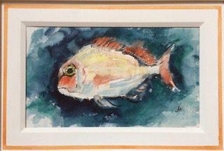 Jenny Hill Norton, 'Omani Fish' 1