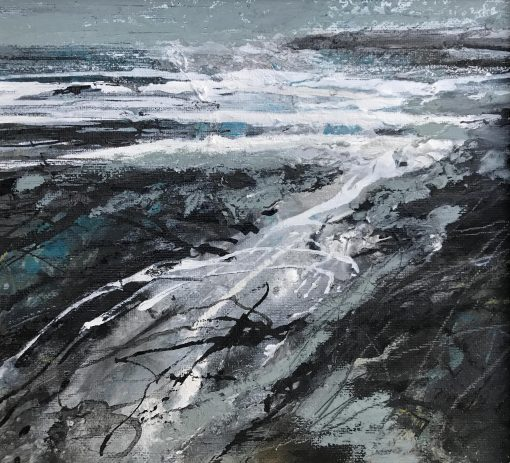Jo Ellis, 'Sharp Winter Spray' 1
