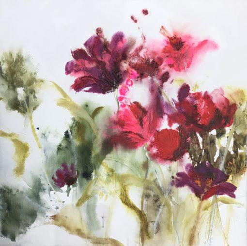 Jo Ellis, 'Tulips II' 1