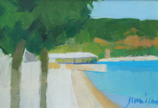 Charles Jamieson, Limni, Evvia, Greece 1
