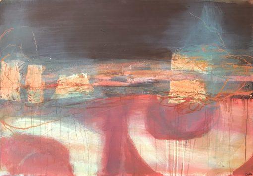 Clare Maria Wood, Sea Mist 1
