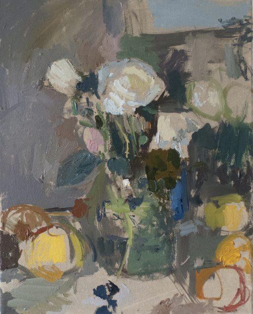 Daniel Shadbolt, Flower Study 1