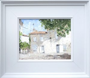 Mike Service, Courtyard, Arles 4