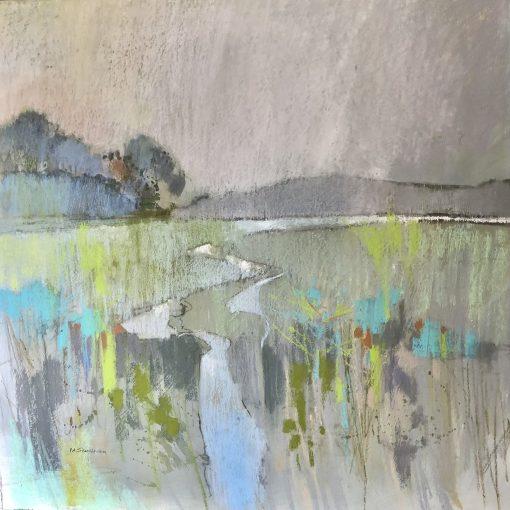 Norma Stephenson, Cornish Estuary 1