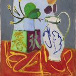 Romi Behrens, A Life of Painting, 54 The Gallery, Mayfair