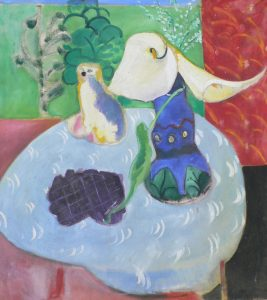 Romi Behrens, A Life of Art, 54 The Gallery, Mayfair 8