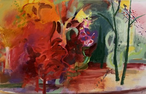 Anthea Stilwell, Autumn Wood 1