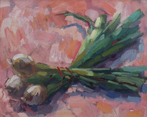Nia Mackeown, Green Onions 1