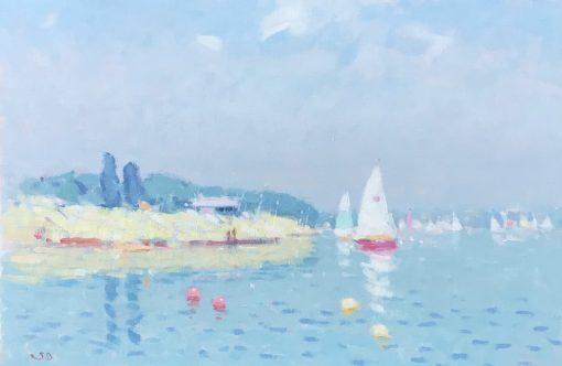 Stephen Brown, Sailboats 1