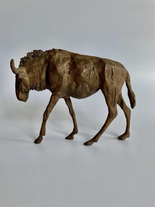 Annabella Adams, Wildebeest I, Migration 1