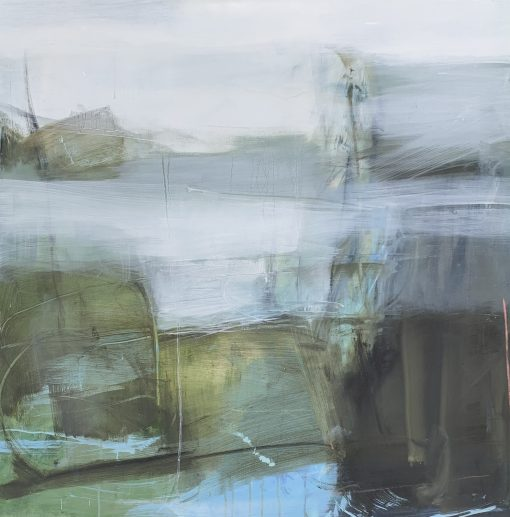 Jeannette Hayes, White Mist 1