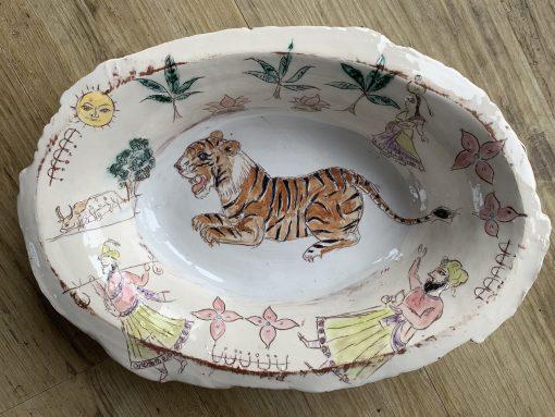 Belynda Sharples, Tiger dish 1