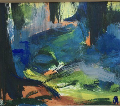 Jenny Hill Norton, Bluebell Time 1