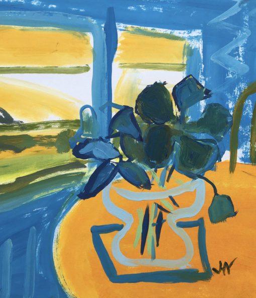 Jenny Hill Norton, Still Life by Window 2 1