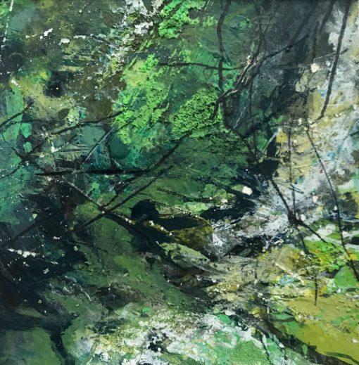 Jo Ellis, 'Quiet Flow - Warleggan' 1