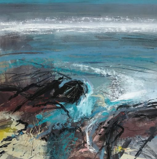 Jo Ellis, 'Shimmering Shorelines II' 1