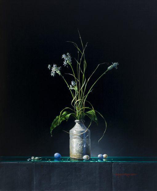 Bryan Hanlon, Ramson & Eggs 1
