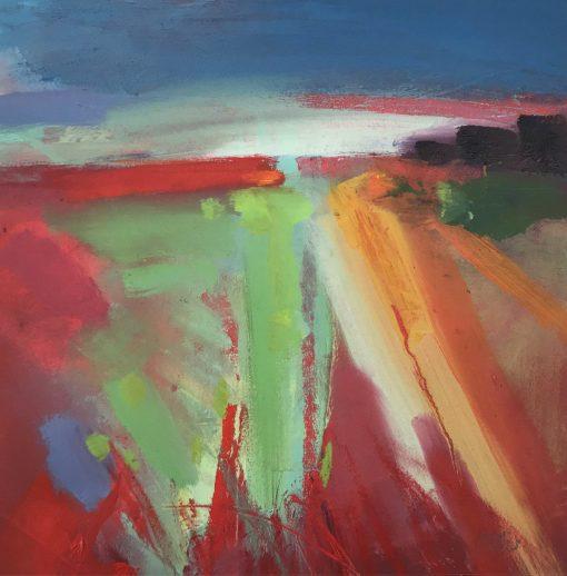 Jo Ellis, South Downs Way III 1