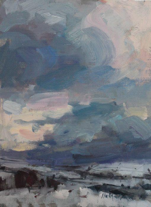 Nia Mackeown, Winter Sky 1