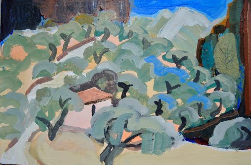 John Mackinlay, Viros Gorge Kardamyli 1