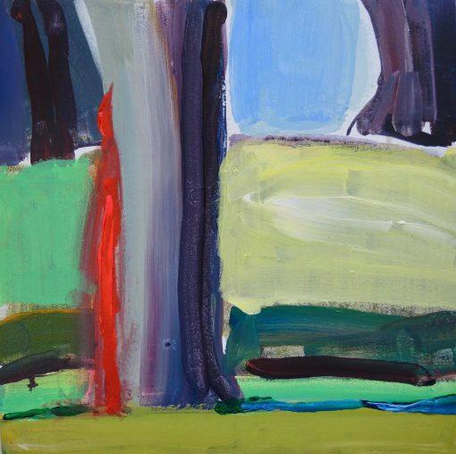 John Mackinlay, Trees and Grass 1