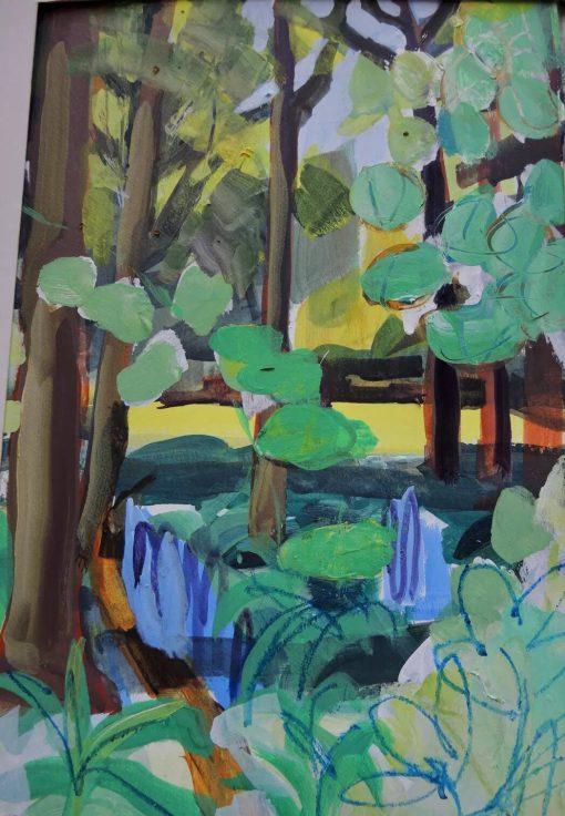 John Mackinlay, May Woods 1