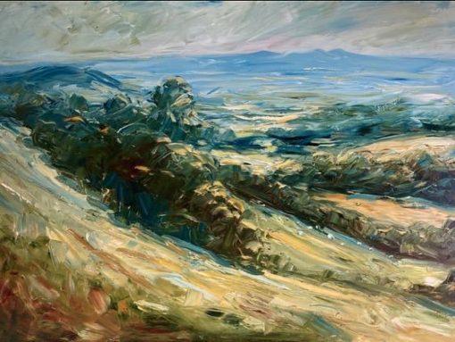 Rupert Aker, Cleeve Hill 1