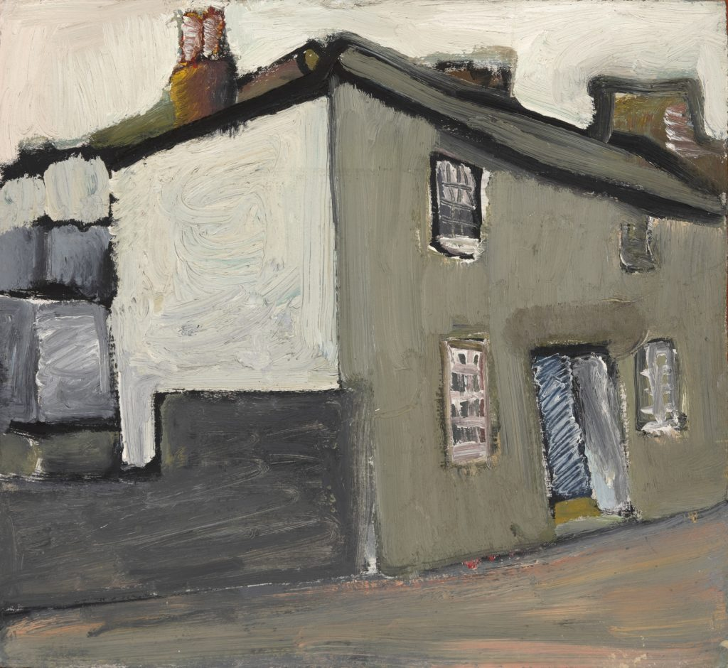 Romi Behrens, A Life of Painting, 54 The Gallery, Mayfair 6