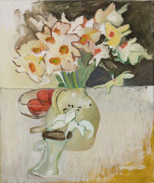 Romi Behrens, Daffs, Lillies and Oranges 1