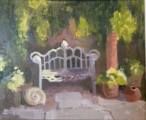 Jenny Sutton, A Seat in the Shade 1