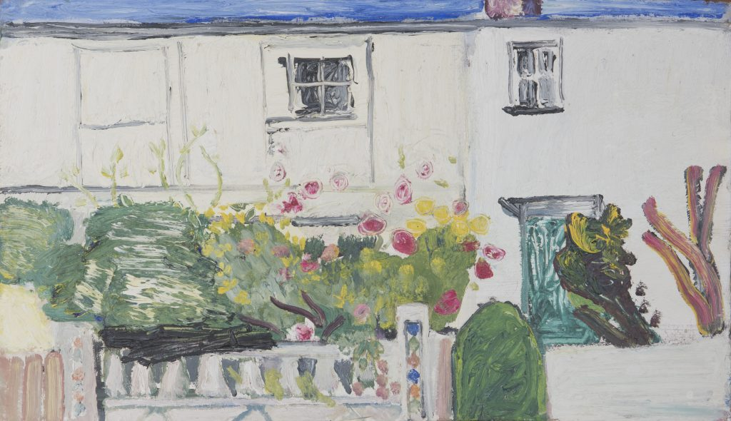 Romi Behrens, A Life of Painting, 54 The Gallery, Mayfair 15
