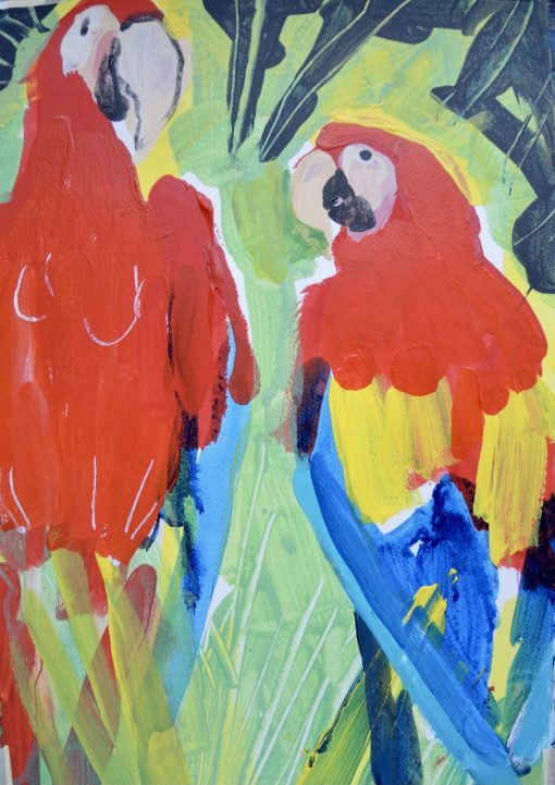 John Mackinlay, Macaws 1