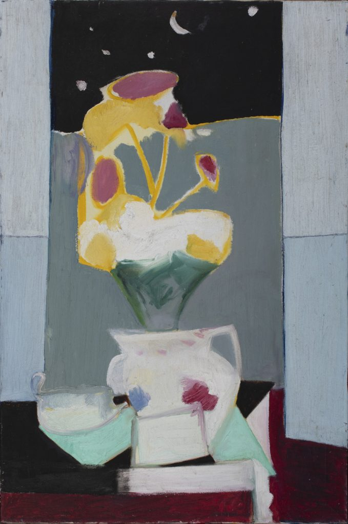Romi Behrens, A Life of Painting, 54 The Gallery, Mayfair 16