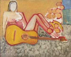 Romi Behrens, A Life of Painting, 54 The Gallery, Mayfair 3