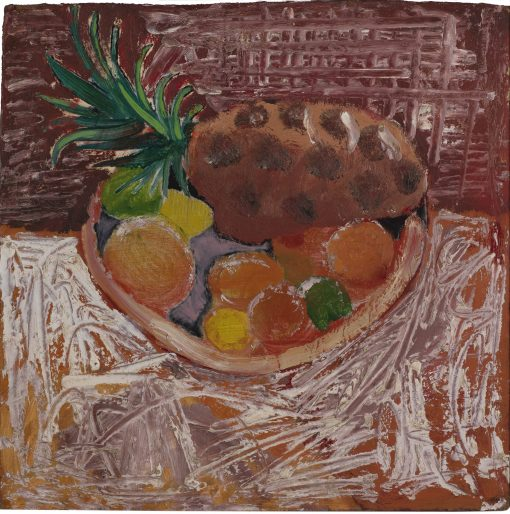 Romi Behrens, Pineapple with Mixed Fruit 1