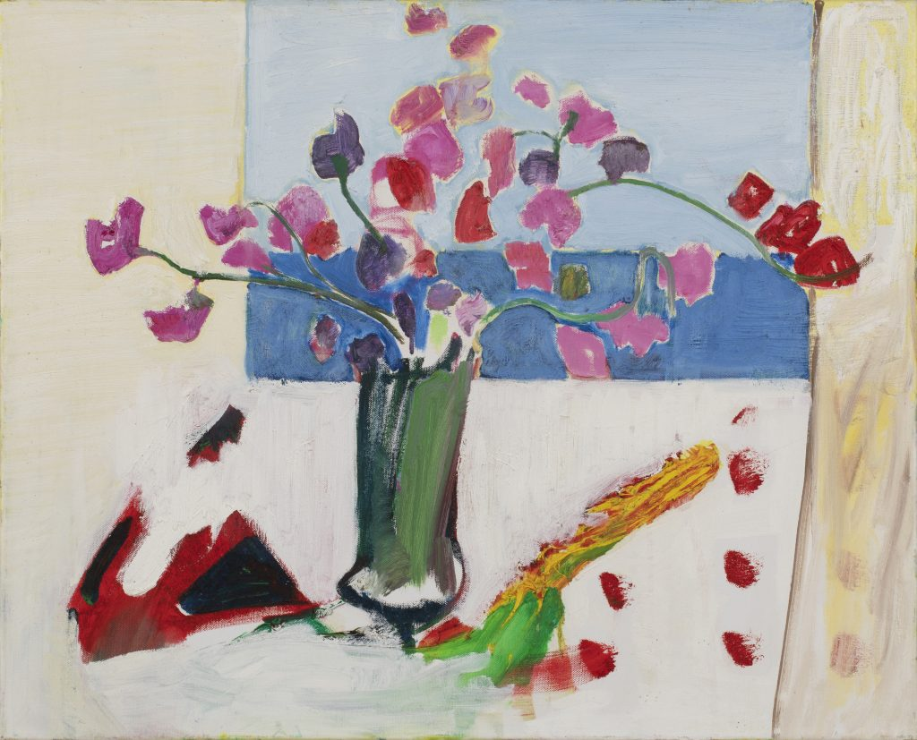 Romi Behrens, A Life of Painting, 54 The Gallery, Mayfair 1