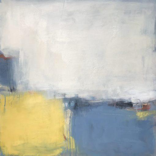 Boo Mallinson, Spring Abstract 1