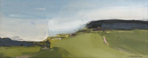 Boo Mallinson, Spring Landscape 1